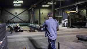 Louisville steel manufacturing
